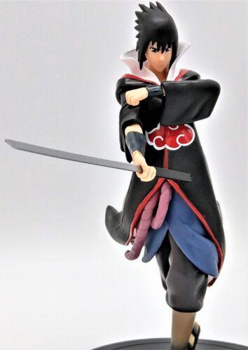 Collectible UCHIHA SASUKE Action Figure in NARUTO (Comes with adhesive glue)