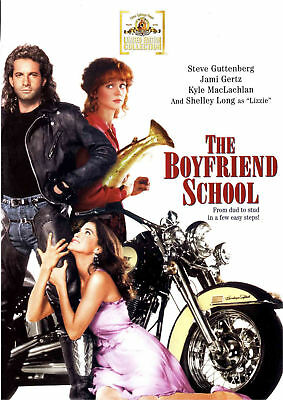 Boyfriend School A.K.A. Don't Tell Her It's Me - DVD - Steve Guttenberg MOD DVDR