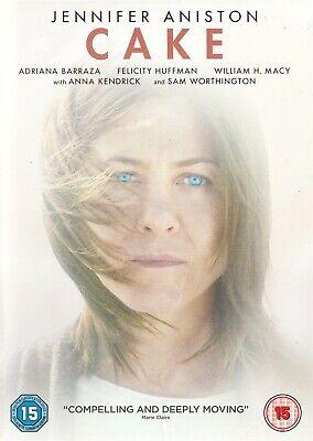 Cake - Jennifer Aniston - NEW Region 2 DVD