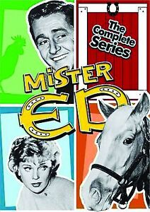 MISTER ED the Complete Series Collection on DVD 1-6 Season 1 2 3 4 5 6 - Mr. Ed
