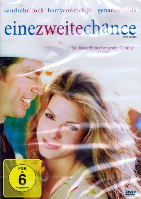 DVD NEU/OVP - Eine zweite Chance - Sandra Bullock & Harry Connick Jr.