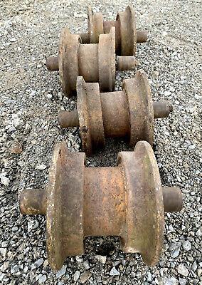Bottom Track Roller - Excellent Oliver Oc-6 Crawlersdozersloaders