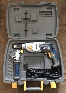 "Mastercraft Heavy-Duty Corded Hammer Drill Kit 1/2"""