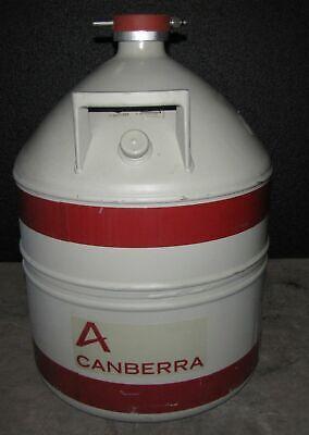 Canberra Liquid Nitrogen Tank Ln2 Dewar - 30 Liter B20