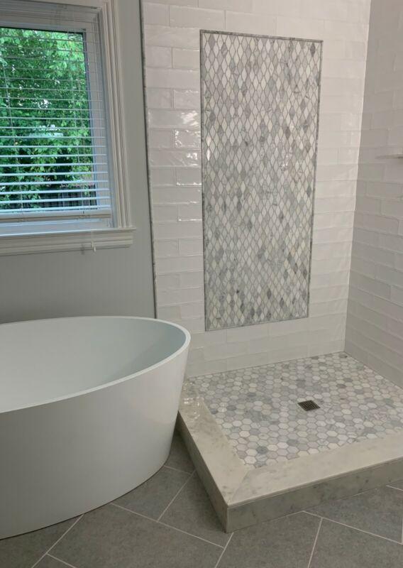NEW Wedi Shower Walls, Curb, Sealant
