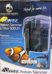 aqua one g216 protein skimmer manual
