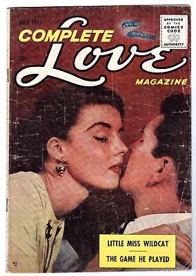 Complete Love Magazine #184, Good - Very Good Condition'