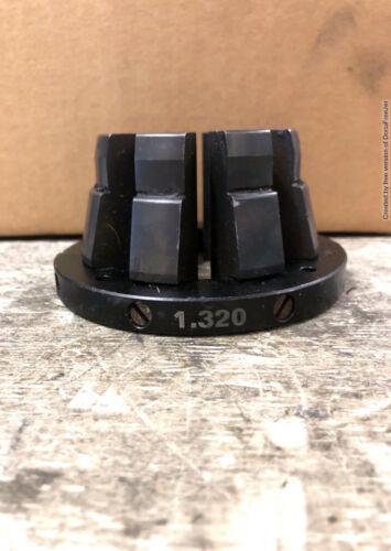 (USED) D100 HOSE CRIMPER DIE 1.320