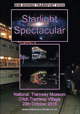 National Tramway Museum, Crich, Starlight Spectacular DVD