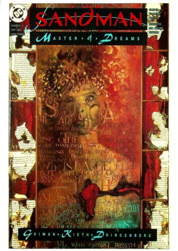 Sandman #4 First App of Lucifer Morningstar DC Comics 1989 First Print