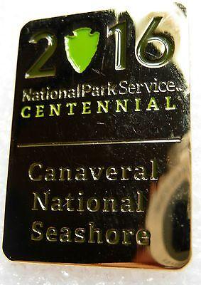 Canaveral National Seashore used Hat Lapel Pin Tie Tac HP1140
