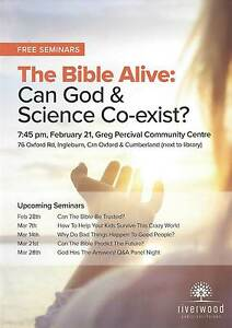 The Bible Alive: Can The Bible Be Trusted? Ingleburn Ingleburn Campbelltown Area Preview