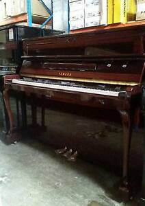 Yamaha W116SC Upright Piano Polished Mahogany $4995 Adelaide CBD Adelaide City Preview