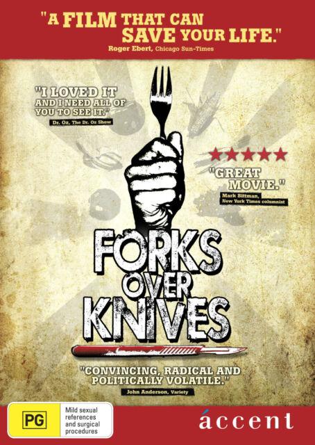 Forks Over Knives (DVD) - ACC0258