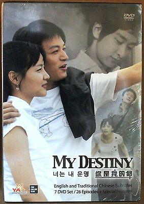 My Destiny (DVD) YA Entertainment Box Set US Version, used for sale  Grand Forks