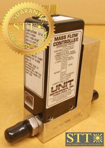 Ufc-1100a Unit Mass Flow Controller Model Ufc-1100a Range 50 Sccm Gas Sih2cl2