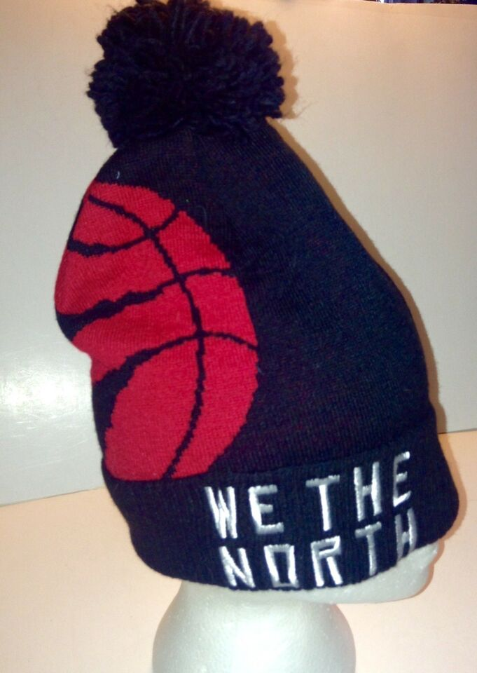 Toronto Raptors NBA We the North Flags and Toque Set  3beb5b8d6d3