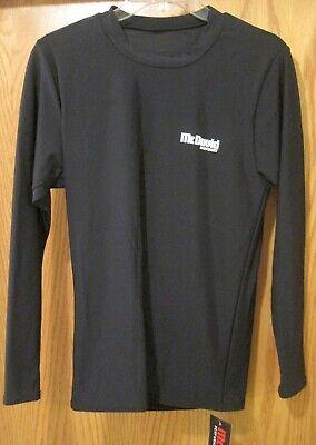 McDavid 884T Premium Long Sleeve Body Shirt Large / Black New with Tags Mcdavid Body Shirt