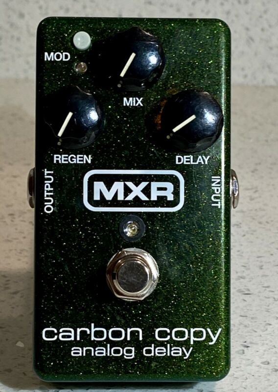MXR 169 Carbon Copy Delay Guitar Effect Pedal