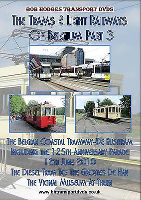 Trams & Light Railways Belgium Part 3, Coastal Tramway + Vicinal Museum DVD