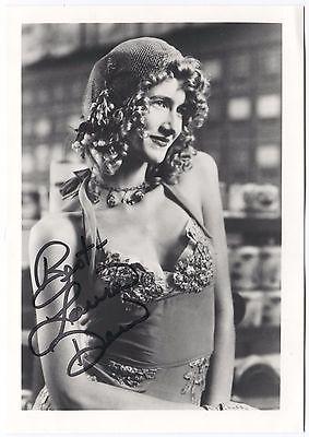 Laura Dern Signed Photo Autographed Vintage Auto Signature