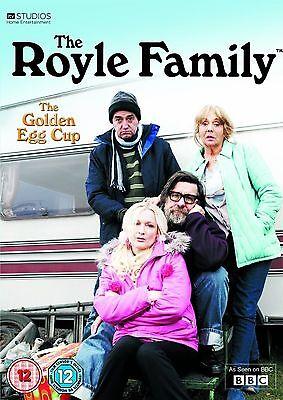 The Royle Family - 2010 The Golden Egg Cup Craig Cash, Jessica Hynes NEW R2