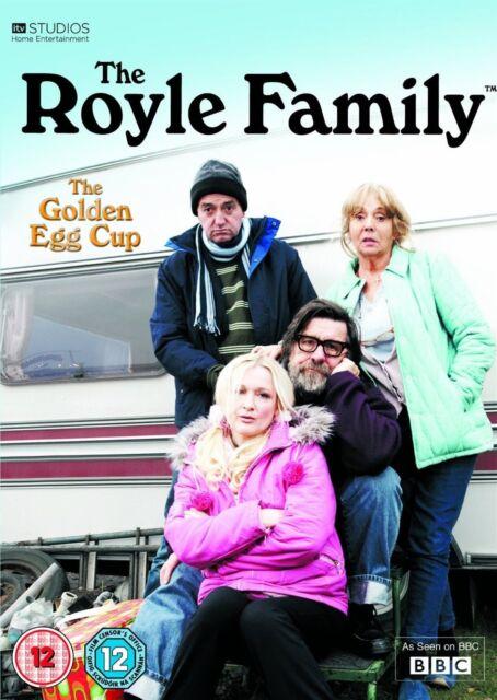 The Royle Family (2010) The Golden Egg Cup Craig Cash, Jessica Hynes NEW R2 DVD