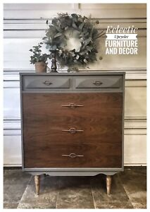 Dressers, table &chairs, vanity, desk, sofa tables