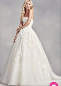 Vera Wang Wedding Dress from the White Collection