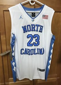 Brand New Michael Jordan North Carolina Jersey