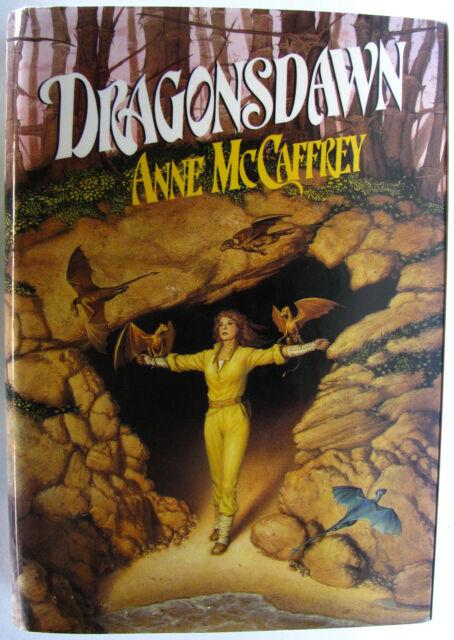 #2B,, Anne McCaffrey DRAGONSDAWN, HC GC