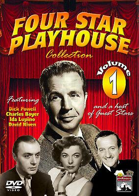 (Four Star Playhouse - Classic TV Shows)
