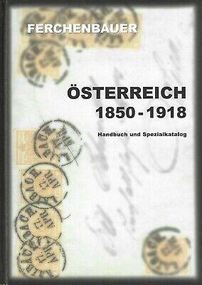 Osterreich 1850-1918, Ferchenbauer, Austria, Very Specialized Handbook/Catalog