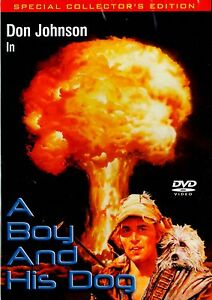 A Boy and His Dog DVD BRAND NEW widescreen Collector's Edt