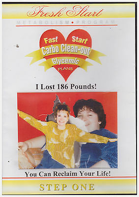 FAST START CARBO CLEAN OUT GLYCEMIC PLANS (DVD)