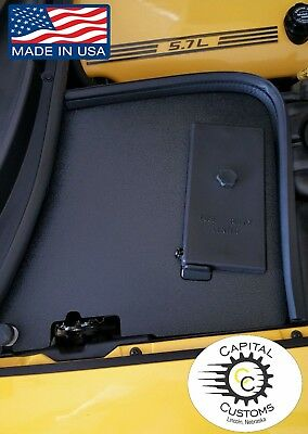 - C5 Corvette battery den cover plate Free priority mail! USA MADE!!!! Lid Top