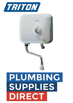 * Triton T30i 3kW Electric Over Sink Handwash / Hand Wash Hot Water Heater Unit