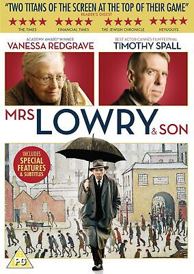 Mrs Lowry and Son [DVD]
