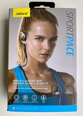 Jabra Sport Pace Wireless Sports Earbuds for sale  Shipping to India