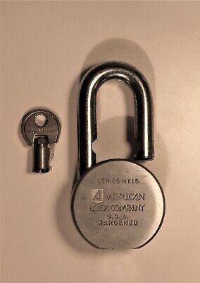 2x 63mm Iron Padlock With Hardened Shackle Shed Gate Lock EXTRA TOUGH 3 KEYS
