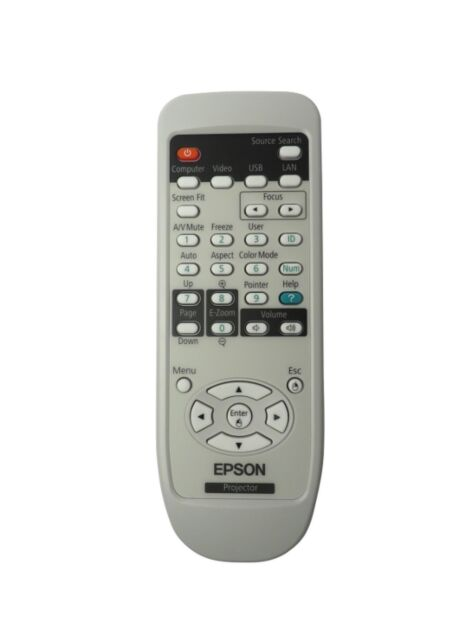Original Remote Control for Epson EB-1915,EB-1770W,EB-1830,EB-1760W Projector UK