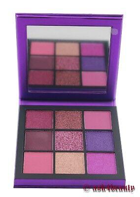 Huda Beauty Amethyst Obsession Eye Shadow Palette 9 x 0.04 oz New in Plastic