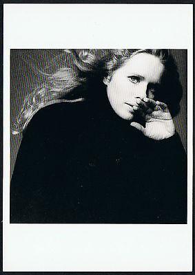 Autogrammkarte Liv Ullmann 1973