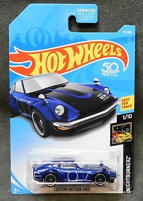 2018 Hot Wheels Car 15/365 Custom Datsun 240Z - A or B Case