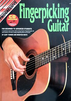 Wanted: Fingerpicking Guitar Book & CD