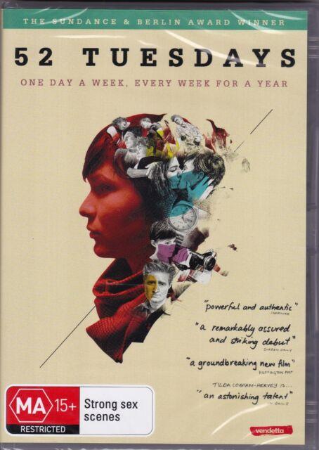 52 Tuesdays - DVD (Brand New Sealed) Region 4