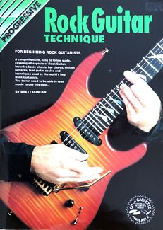 Wanted: Progressive Rock Guitar Technique Book & CD