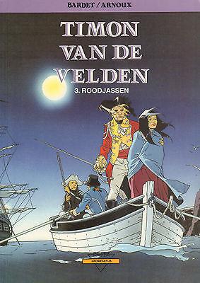 TIMON VAN DE VELDEN 3. ROODJASSEN - Bardet / Arnoux