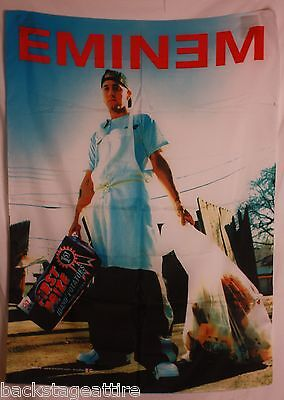 EMINEM MARSHALL MATHERS FILTH Cloth Poster Flag Tapestry Fabric Banner-Rare-New!