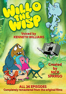 Willo The Wisp DVD - Kenneth Williams